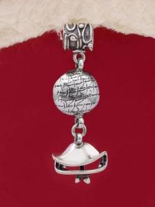 Сребърен медальон HP79