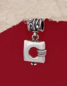 Медальон от сребро HP83
