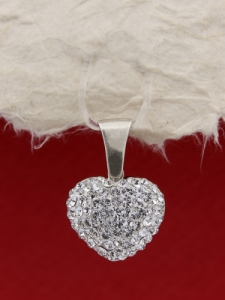 Сребърен медальон  PK286