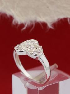 Сребърен пръстен RK290