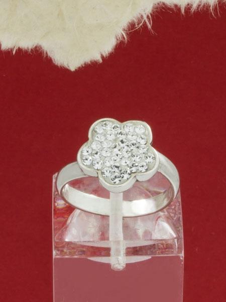 Сребърен пръстен RK291