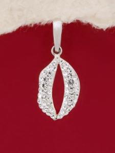 Сребърен медальон PK283
