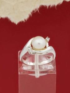 Сребърен пръстен RK361
