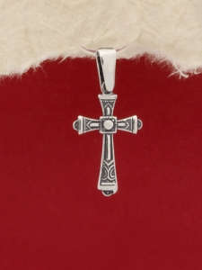 Сребърен медальон P5
