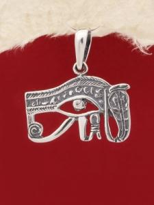 Сребърен медальон P249