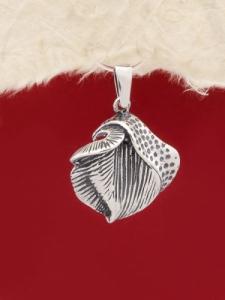 Медальон от сребро PK258