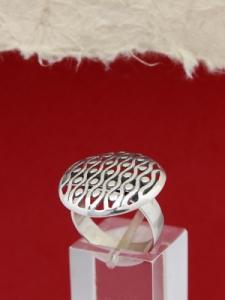 Сребърен пръстен RK260