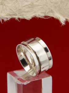 Пръстен от сребро SR6