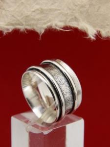Сребърен пръстен SR16