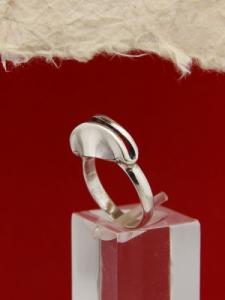 Сребърен пръстен HR25