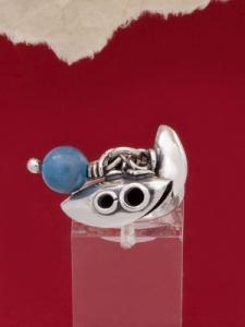 Сребърен пръстен HR26