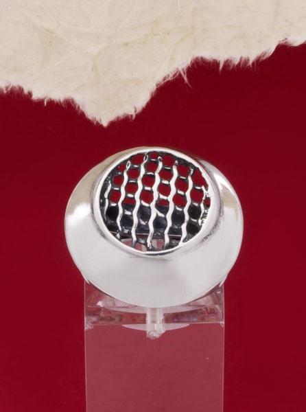 Сребърен пръстен RK76