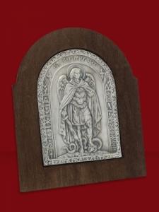Икона от сребро Архангел Михаил - 501170