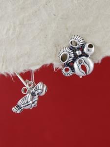 Сребърни обеци E132799
