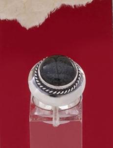 Сребърен пръстен RKWS12 - Тингуаит