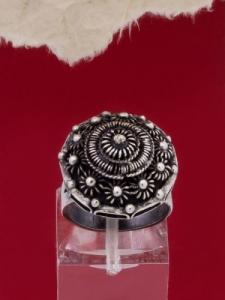 Сребърен пръстен филигран STR140