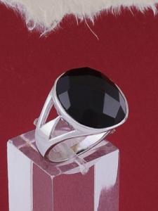 Мъжки сребърен пръстен R002t