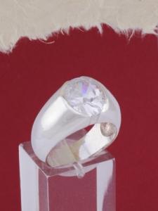 Мъжки сребърен пръстен R354s