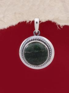 Медальон PKWS12 - Авантюрин
