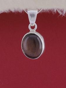 Сребърен медальон PWS29 - Соколово око