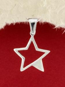 Сребърен медальон - PK325
