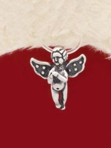 Сребърен медальон - P225