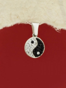 Сребърен медальон - PK296