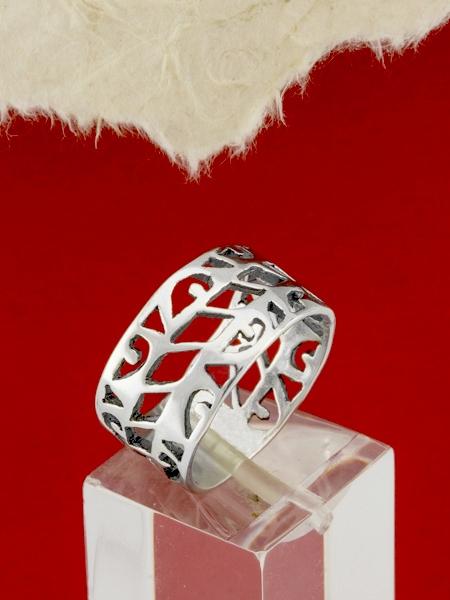 Сребърен пръстен - R97