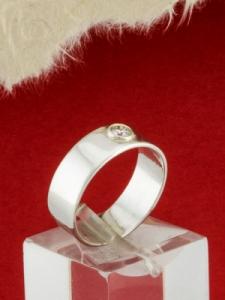 Сребърен пръстен - R139