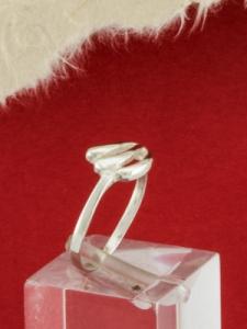 Сребърен пръстен - R199