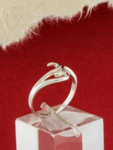 Сребърен пръстен - R221