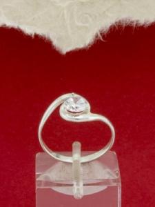 Сребърен пръстен - R235