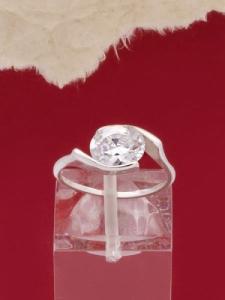 Сребърен пръстен - R245