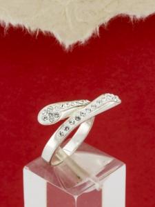 Сребърен пръстен - R311