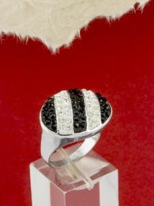Сребърен пръстен - R315