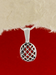 Сребърен медальон - PK195
