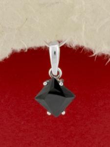 Сребърен медальон  - PK345