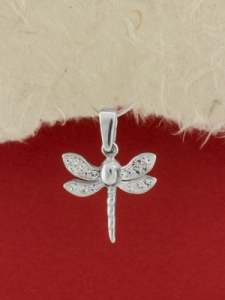 Сребърен медальон - P305