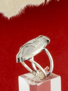 Сребърен пръстен - RKWS71 - Лабрадорит
