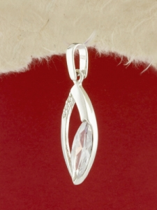Сребърен медальон - P173790