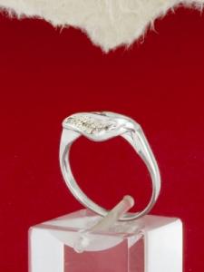Сребърен пръстен - R1624983
