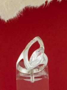Сребърен пръстен - R1615790