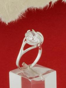Сребърен пръстен - R1595925