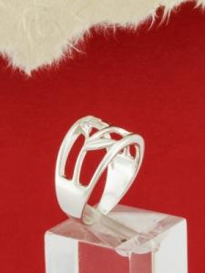 Сребърен пръстен - R1595900