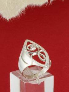 Сребърен пръстен - R1595884