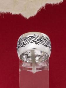 Сребърен пръстен RK64