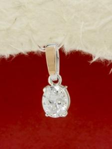 Сребърен медальон - PK0254