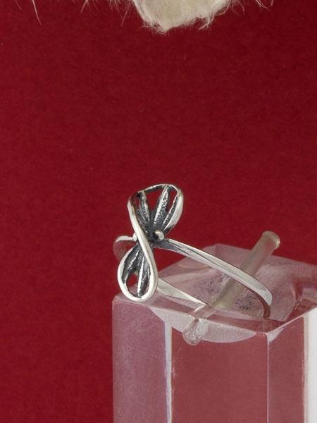 Сребърен пръстен R88