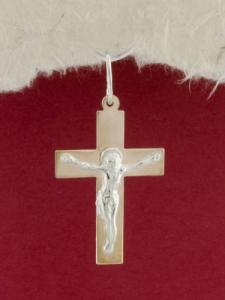 Сребърен кръст - P0218.01