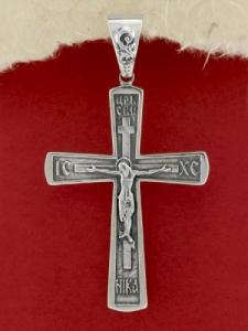 Сребърен кръст - P0293.10